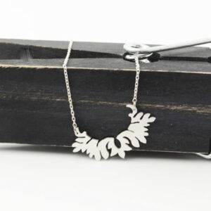 garland sterling silver necklace