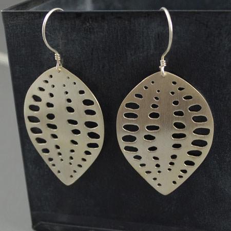Large Australian earrings