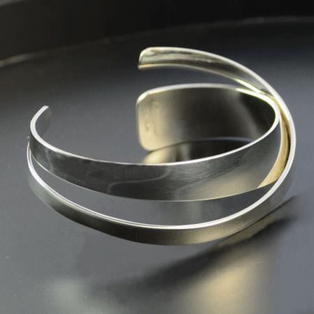 Australian silver bracelet