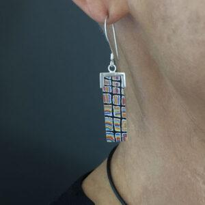 Yumari Dreaming aboriginal earrings