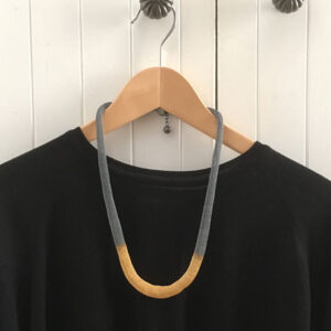 Gold Mirzam necklace