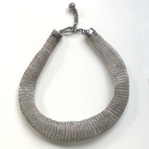 Algol mesh necklace