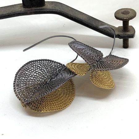 Double Vega earrings