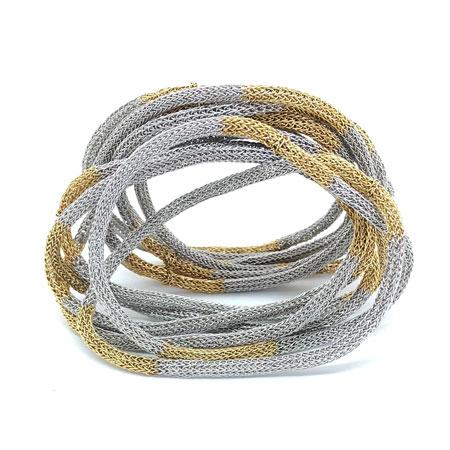 Antares stacking bracelets