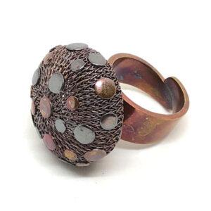 Milena Zu copper ring