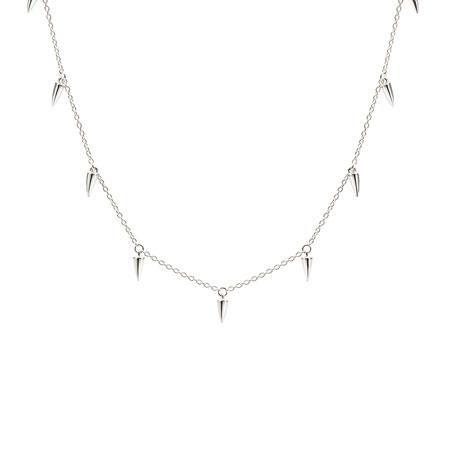 Dagger choker necklace