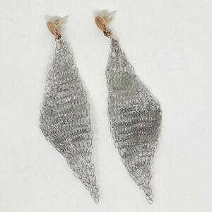 Long Aculeus earrings
