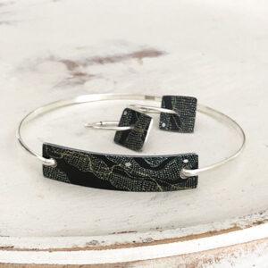 Australian bracelet aboriginal water dreaming