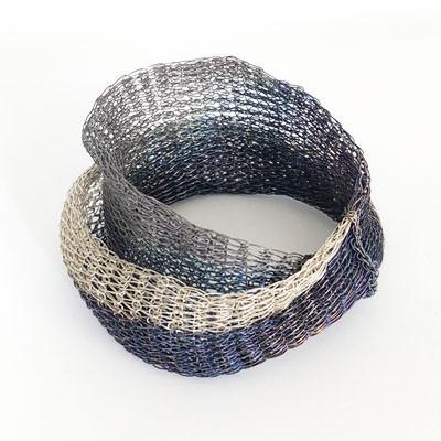 Unique bracelet by Milena Zu