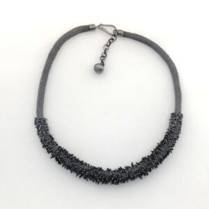Short beaded Antares necklace