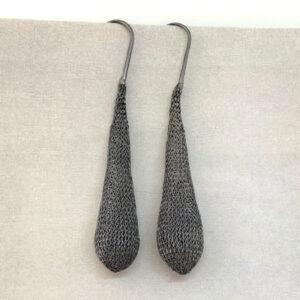 Teardrop Spica earrings