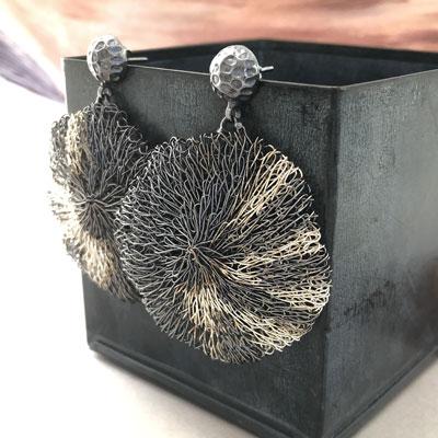 Milena Zu Diadem earrings